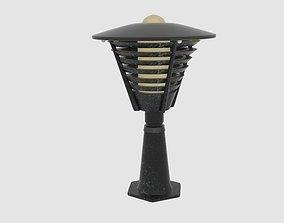 3D model 502 Garden Light