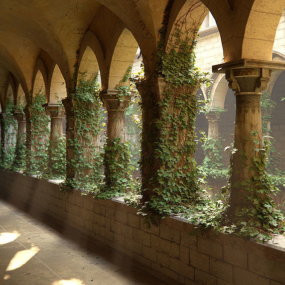 Sponza Atrium 2