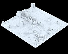 3D CITY PUZZY-9