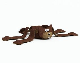 Animal Toy With Long Arms And Legs 3D model