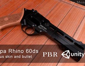 Chiappa Rhino 60ds HD 3D asset