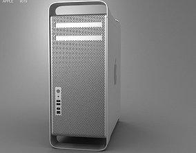 3D asset Apple Mac Pro