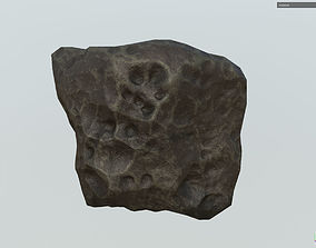 3D asset VR / AR ready Low poly Realistic Meteor m7