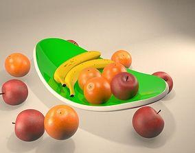 vitamin Fruits 3D