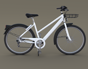 3D Generic Bicycle