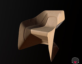 Hemp Chair by Werner Aisslinger 3D model