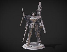 3D print model Launcher Strike Gundam