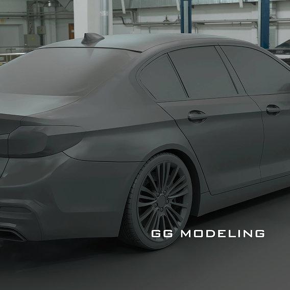 BMW 540LI