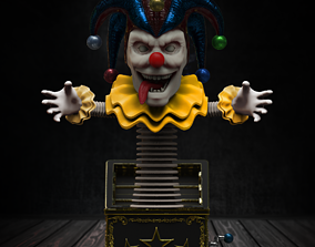 Clown Box 3D printable model