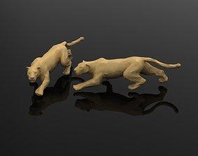 Panther 164 3D print model