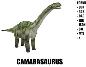 Camarasarus 3D model