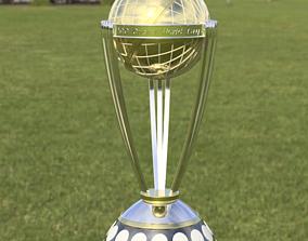 ICC Cricket World Cup Trophy 3D print model replica
