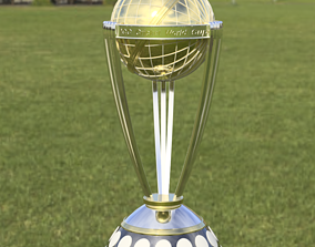 ICC Cricket World Cup Trophy 3D print model