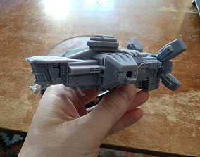 Subnautica Below Zero - Transport Freighter 3D print model