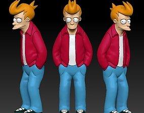 3D print model Fry Futurama