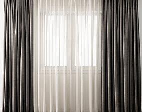 Curtain 34 3D model