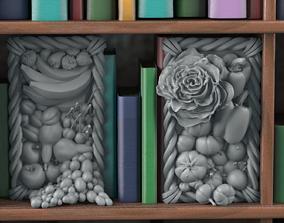 Cookbooks 3D print model