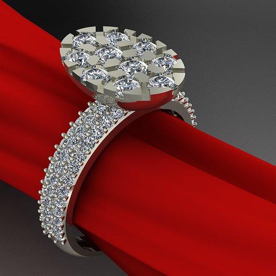 oval women ring