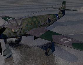 Messerschmitt Me-509 3D model