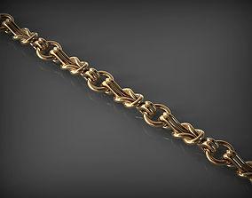 Chain link 112 3D printable model