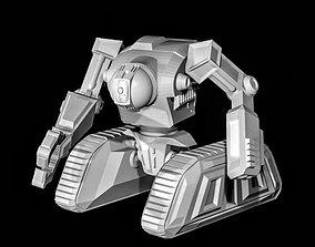 3D print model LoaderBot