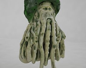 Davy Jones 3D model