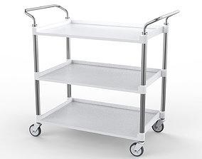 3D model Generic Cart Transport Big 01