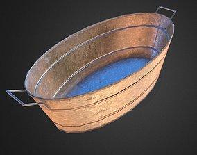 3D model Steel Tub
