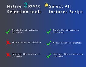 Select All Instances Script 3D
