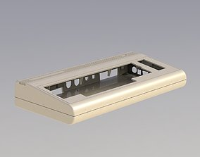 video Breadbin Commodore 64 Enclosure 3D print model