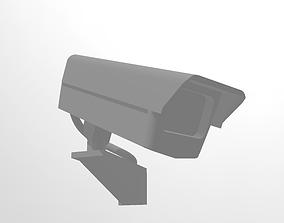 CCTV SECURITY CAMERA 7MM SCALE O GAUGE MODEL RAILWAY