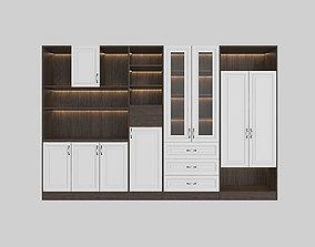 Cabinet 3D storage