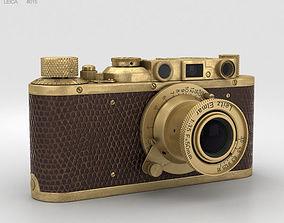 3D model Leica Luxus II