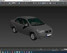 3D model Car Nexia