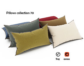 3D model Pillows collection 70
