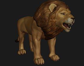 Lion of Nemea 3D printable model