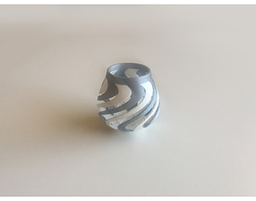 3D printable model decor Dual Extrusion Vase 4-1