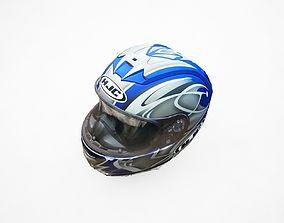 Helmet 3D model realtime