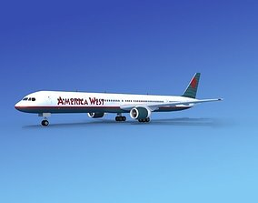 Boeing 757-300 America West 1 3D