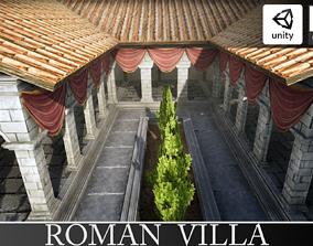 Roman Patrician House 3D
