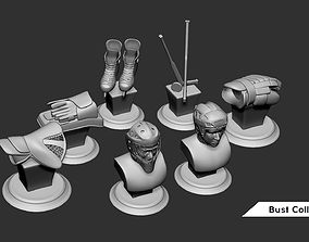 Hockey Accessories Bust Collections Collectible Figure 3D