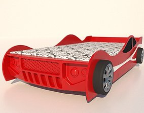 3D print model Bed for kids