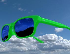 Sunglasses fashion-accessory 3D model