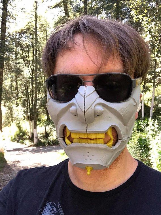 Sakai Mask 3D Print