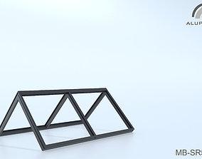 Aluprof MB-SR50N 011 M-0024 3D model