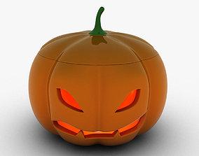 Pumpkin halloween 3D model