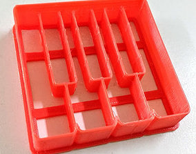 Piano Keys cookie cutter 3D printable model