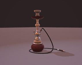 Shisha Pipe 3D model