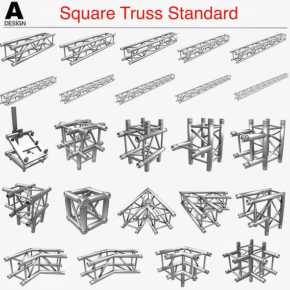 Square Truss Standard 04