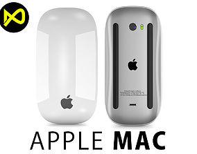 Apple Magic Mouse 2 3D model